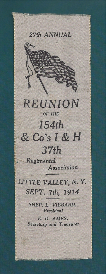 154th 27th Reunion Ribbon3